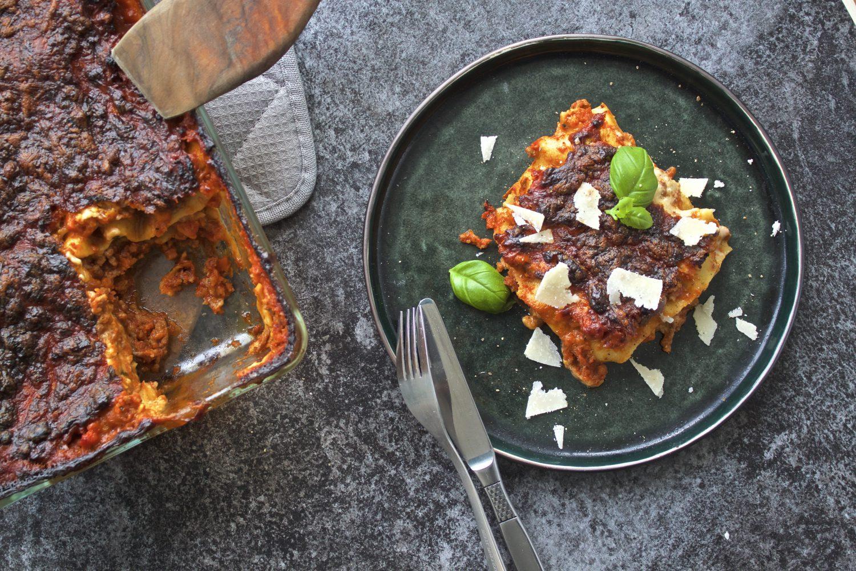 Opskrift Det Italienske Køkken Klassisk Lasagne Med Bechamelsovs